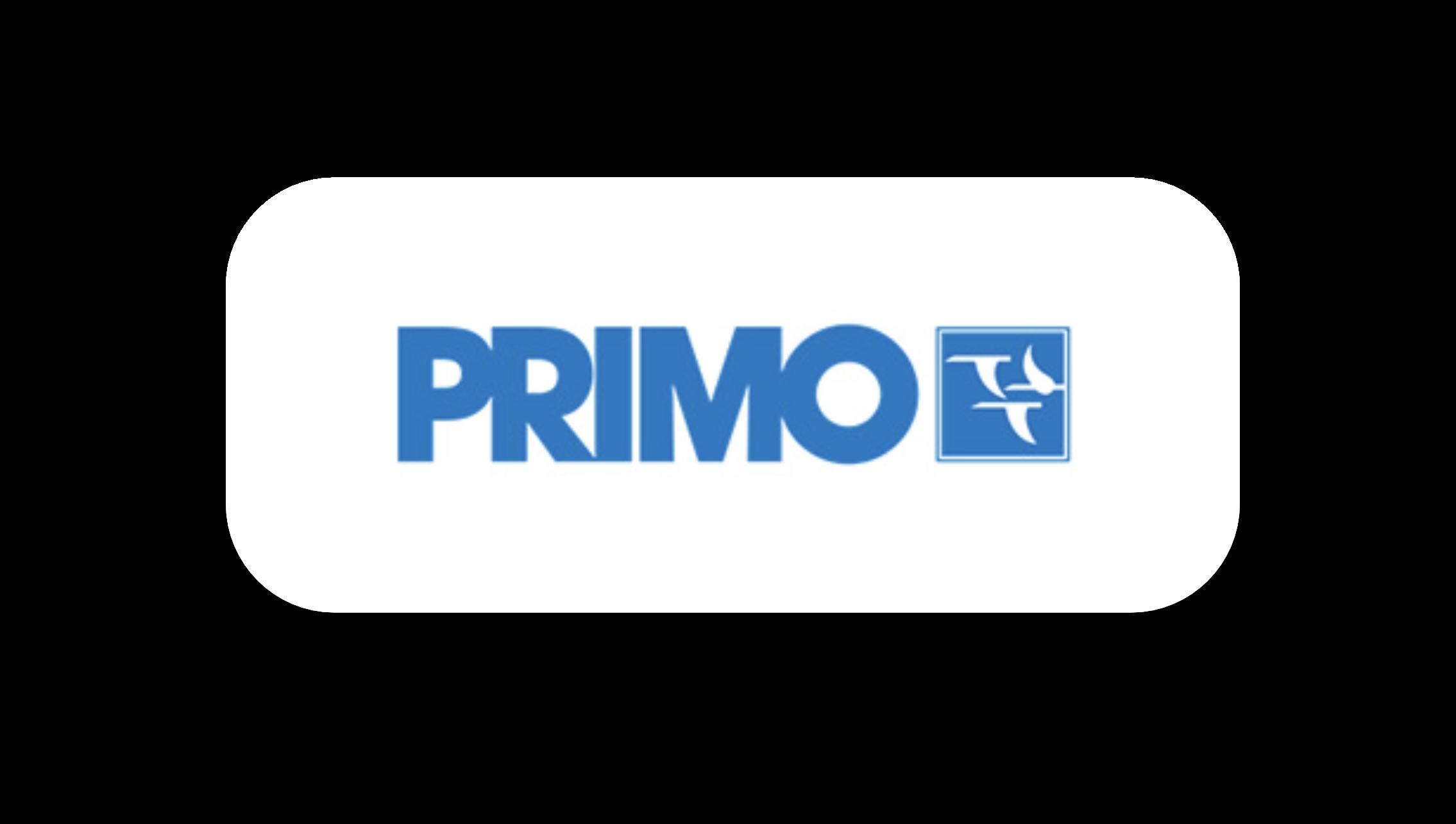 primo logo shadow