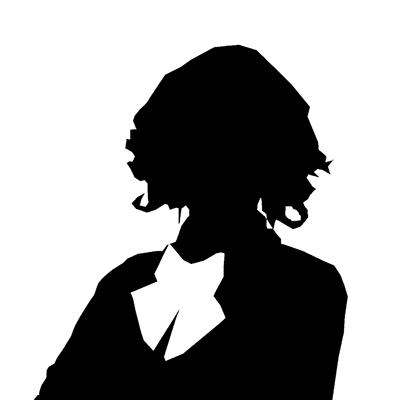 Silhouet profil